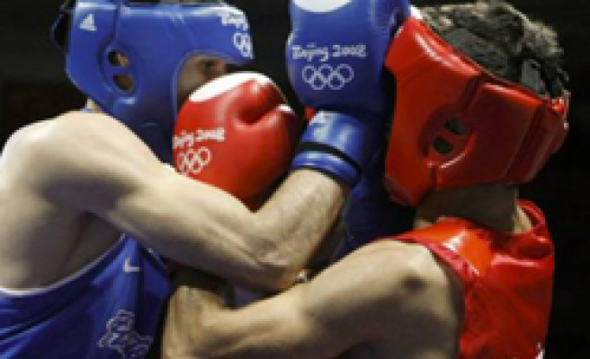 Turkey's hopes eliminated on 3rd day of  Beijing Olympic Games