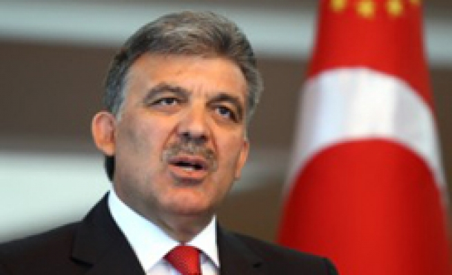 Gul: Turkey would continue peace initiatives