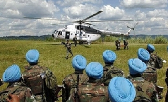 Indian peacekeepers charged with Congo sex crimes