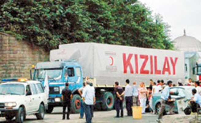 Turkish humanitarian aid distributed to S Ossetians