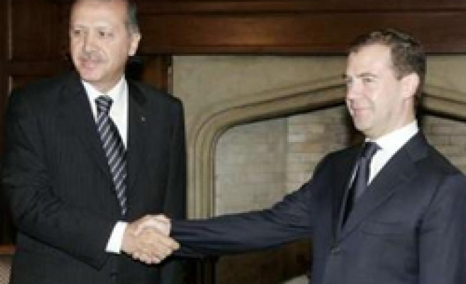 Turkey, Russia agree to speed up efforts for Caucasus alliance