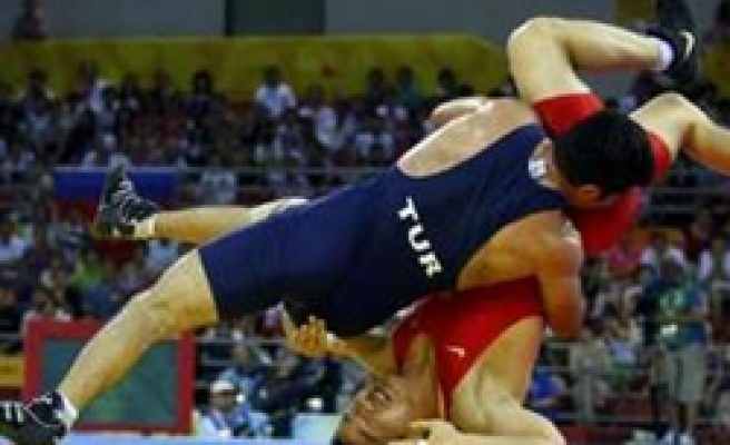 Turkish wrestler wins bronze medal in Olympic Games