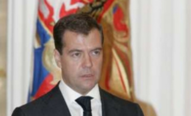 Russia says Georgia pullout to start Monday
