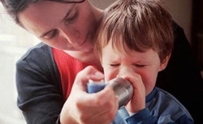 Boys more likely than girls to outgrow asthma