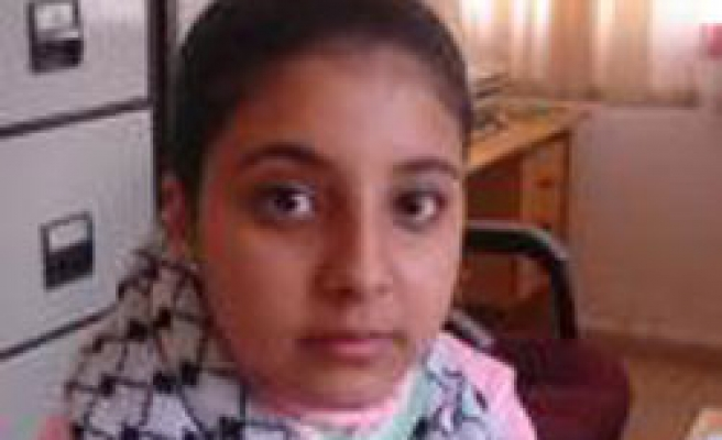 14-year old Palestinian girl listed listed in top 1000 Arab writers