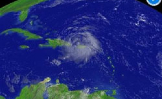 Cuba issues hurricane alert as Storm Fay nears