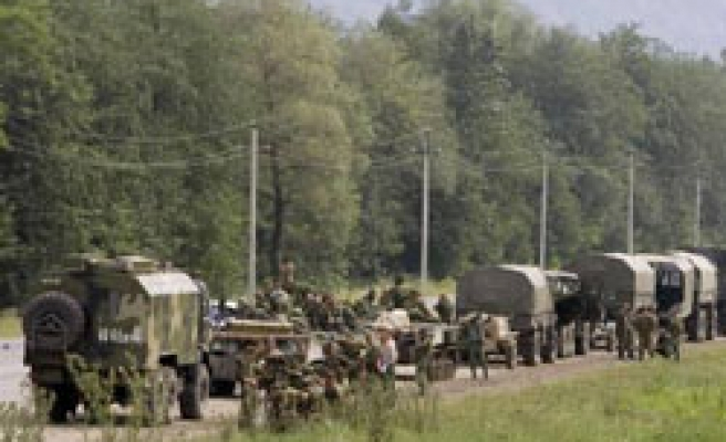 Russian troops redeploying after ceasefire