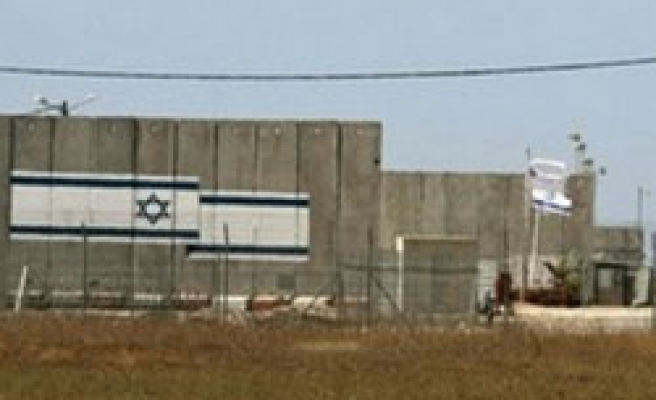 Gaza commercial crossing opened