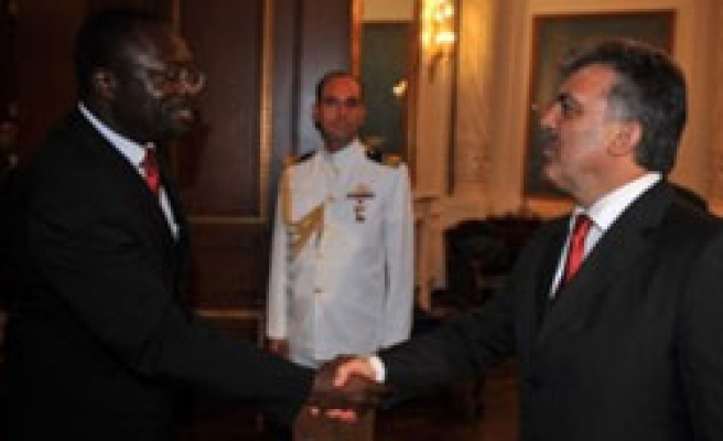 Gul: International community must show more interest in Africa