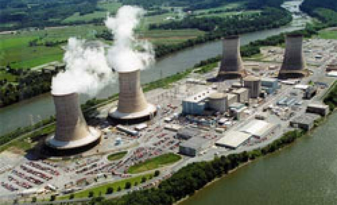 Turk holding sings with 3 firms for first nuclear tender