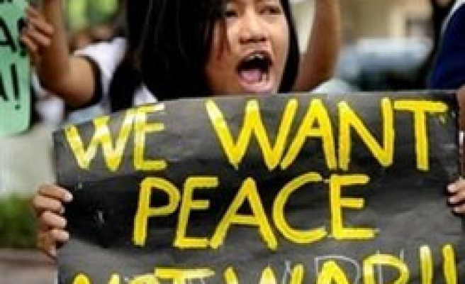Philippine states cancelling peace deal with Muslims