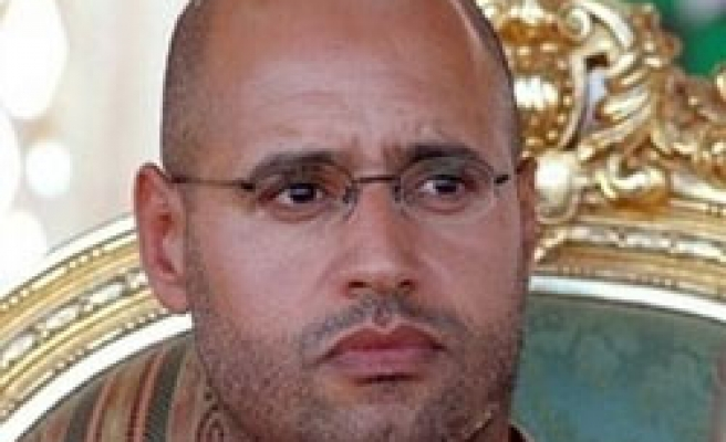Gaddafi's son withdraws from Libyan political life