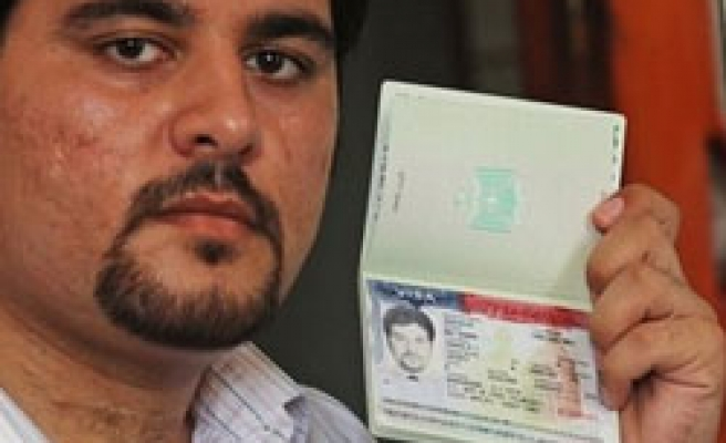 Hamas administration has run out of passports