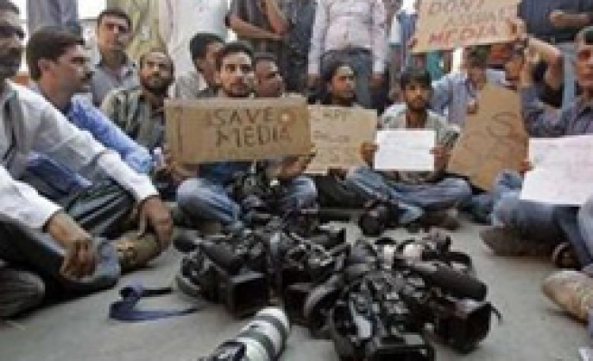 Pakistani TV channel sues powerful spy agency for defamation