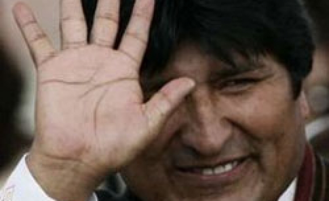 Bolivia breaking diplomatic ties with Israel over Gaza assault