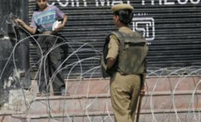 Kashmir urges UN's Ban to press Indian troops withdrawal