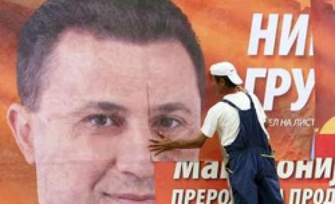 Macedonia calls presidential election for March 22