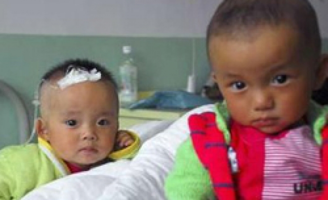 Lead poisoning hits 84 Chinese kids near smelters