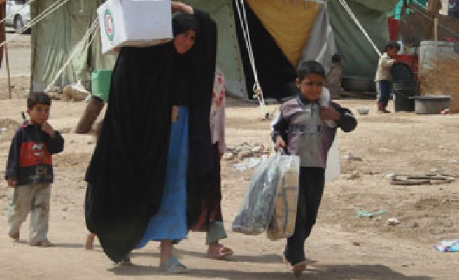 UN: Stay open to Iraqi refugees