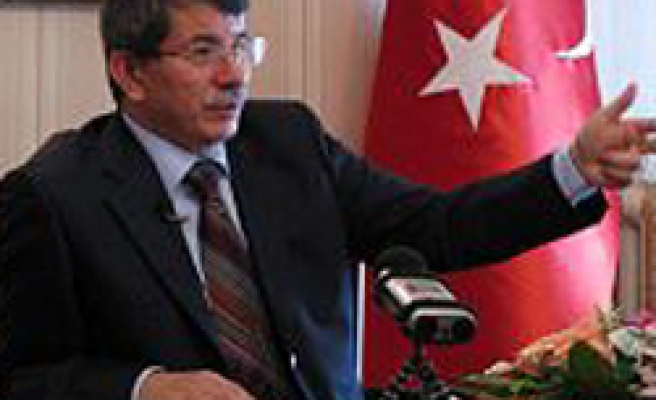 Turkey's top foreign advisor attends Sarkozy talks in Syria on Gaza