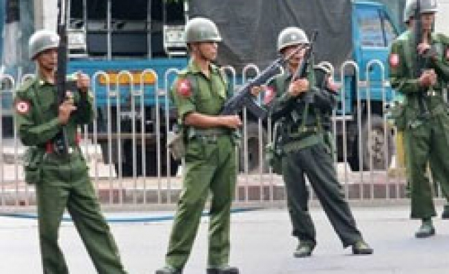 Myanmar students protest against education law for third day