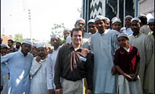 US Students on Know Muslims Tour