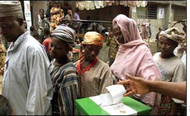 Failed Bombing on Nigeria's Voting Day
