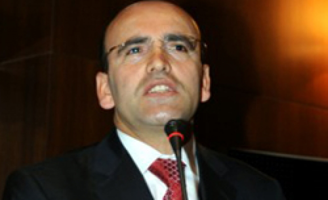 Turkey should prepare to post-crisis era stronger: Simsek
