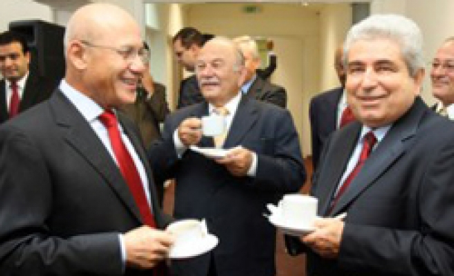 Both progress and tension in Cyprus issue in 2008