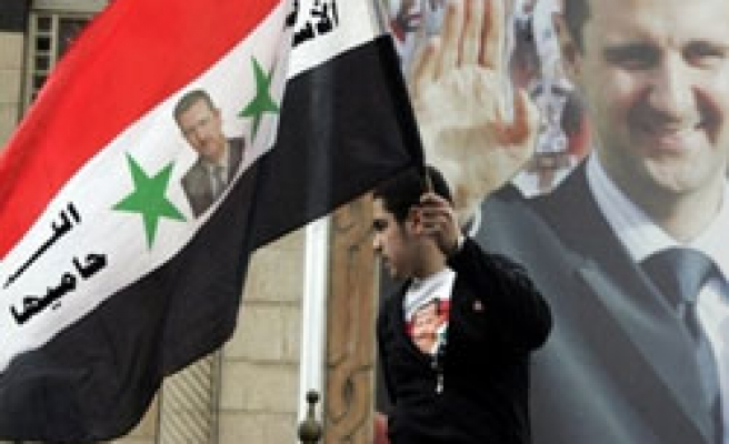 Syria says US must lift sanctions to renew ties