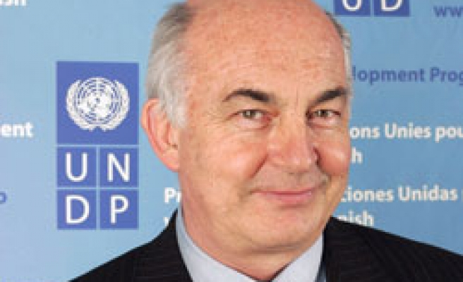 UNDP's Turkish head submits his resignation