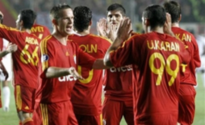 Turkey's Galatasaray to play with France's Bordeaux