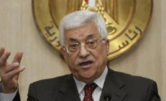 Palestine's Abbas says takes bank loan to pay salaries