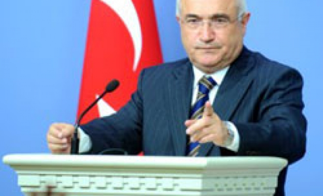 Turkey's constitution grants little freedom to politicians: Deputy PM