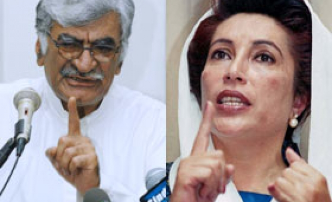 Pak Secular, Religious Parties Face off