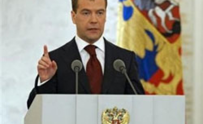 Russian leader: We will fight to defend interests