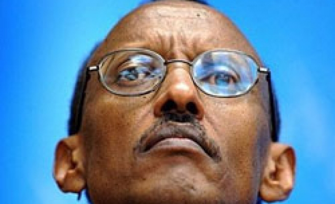 Rwandan ruling party heads for easy poll win