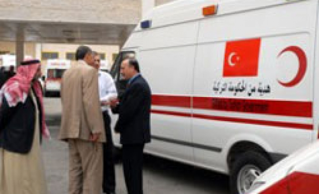 Turkey donates two ambulances to Mauritania