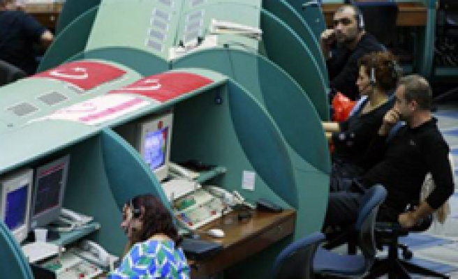 Foreign share in Turkey's main stock market up