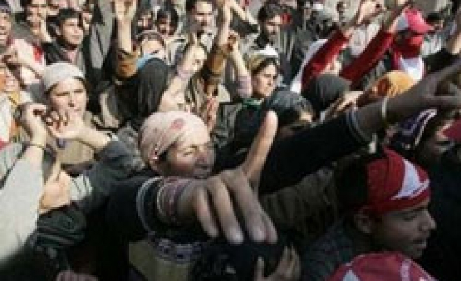 Hundreds of Kashmiris protest India after youth's killing
