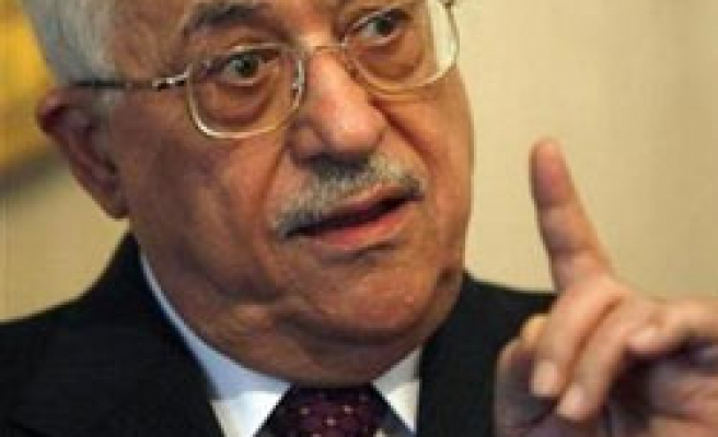 Abbas links dialogue with Hamas to PLO recognition