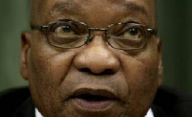 S.Africa's ANC to keep Zuma as presidential candidate