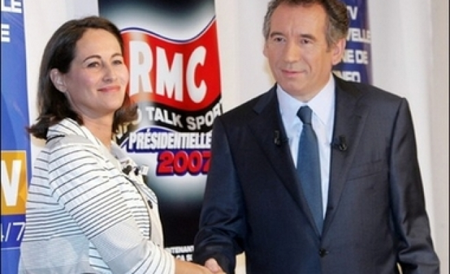 Sarkozy and Royal to debate on TV