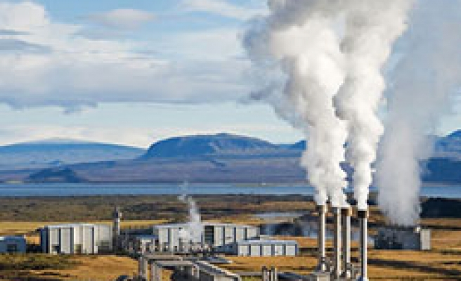 Turkey rediscovers potential in geothermal energy