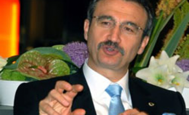 Turkish minister says protectionism may deepen global recession