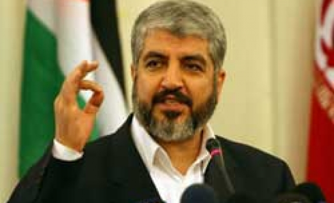 Exiled leader urges West to talk to Hamas