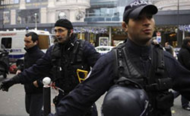 French police defuse one bomb, another explodes