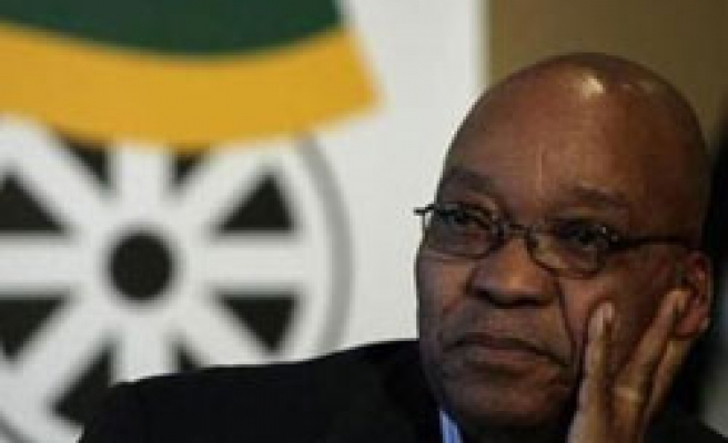 S.Africa court to set Zuma trial date -report