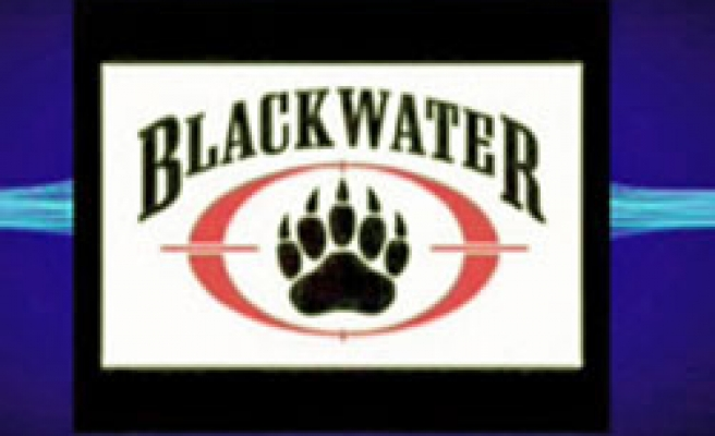 Iraq bans licence to US Blackwater guards