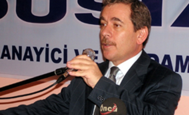 Turkish Minister Sener: There is no crises